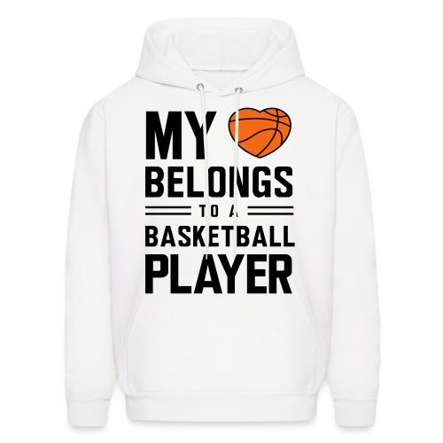 Basketball Player - Men's Hoodie