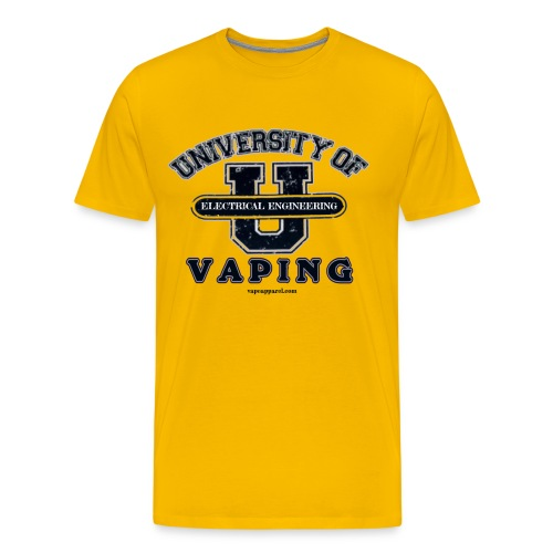 Varsity T-Shirt - Men's Premium T-Shirt