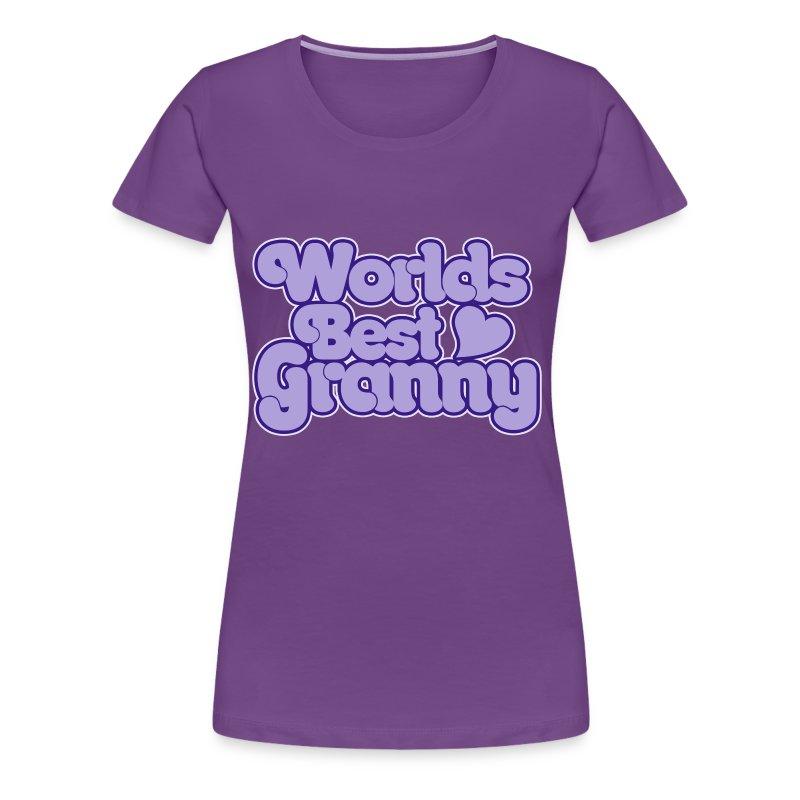 Granny T Shirt 82