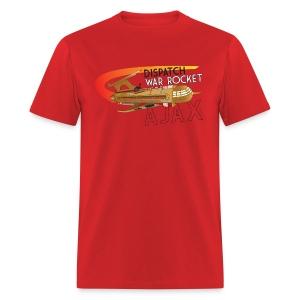 War Rocket Ajax -- Red - Men's T-Shirt
