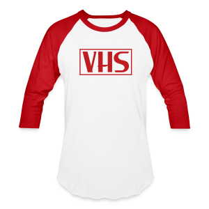VHS Home Video Jersey - Baseball T-Shirt