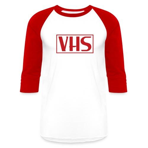 VHS Home Video Jersey - Baseball T-Shirt