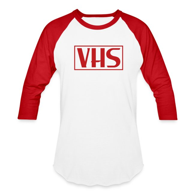 VHS Home Video Jersey