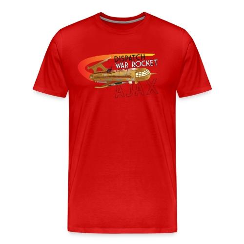 4XL War Rocket Ajax - Men's Premium T-Shirt