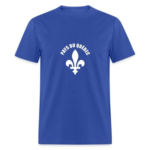 Pays du Québec - Men's T-Shirt
