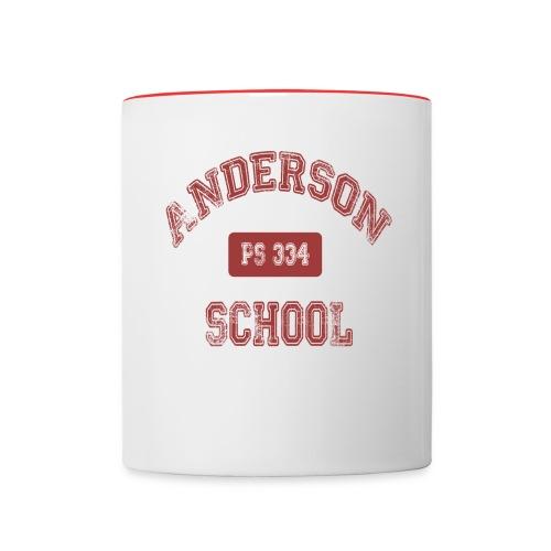 Anderson Mug - Contrast Coffee Mug
