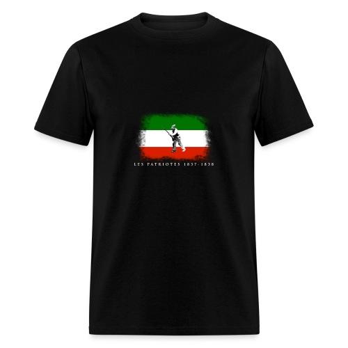 Patriote 1837 - T-shirt pour hommes