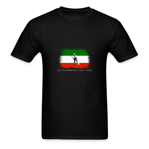 Patriote 1837 - Men's T-Shirt
