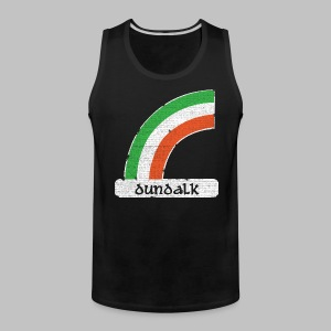 Dundalk Ireland Rainbow - Men's Premium Tank