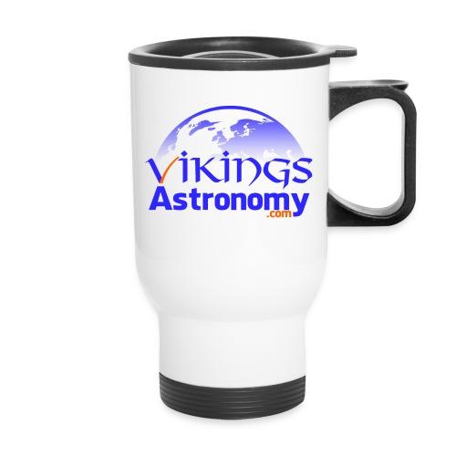 Vikings Astronomy Travel Mug - Travel Mug