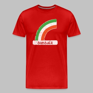 Dundalk Ireland Rainbow - Men's Premium T-Shirt