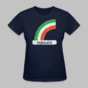 Dundalk Ireland Rainbow - Women's T-Shirt