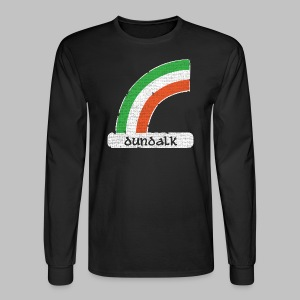 Dundalk Ireland Rainbow - Men's Long Sleeve T-Shirt