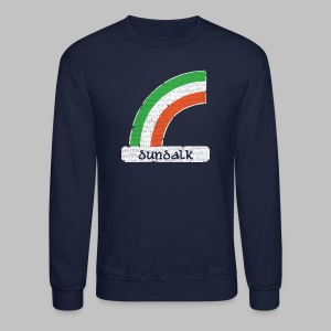 Dundalk Ireland Rainbow - Crewneck Sweatshirt