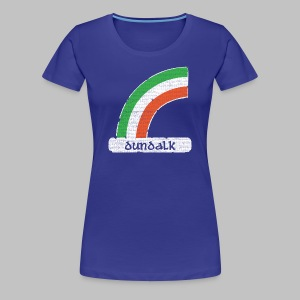 Dundalk Ireland Rainbow - Women's Premium T-Shirt