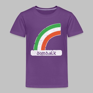Dundalk Ireland Rainbow - Toddler Premium T-Shirt
