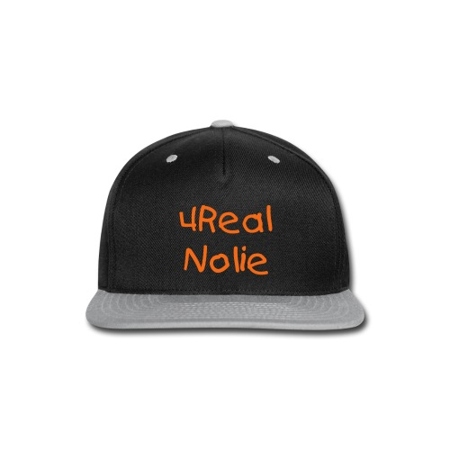 4Real Nolie Snap Back by Ted  - Snap-back Baseball Cap