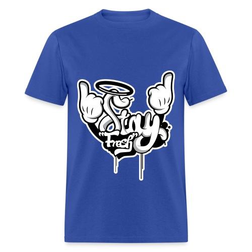 The stay fresh t-shirt!  - Men's T-Shirt