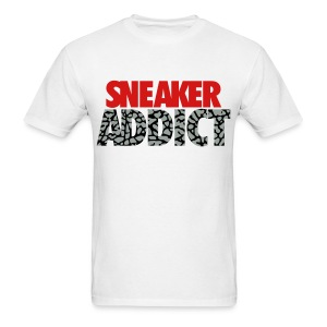 Sneaker Addict Graphic T-shirt - Men's T-Shirt