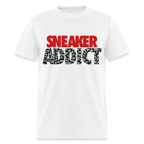 Sneaker Addict Graphic T-shirt - Men's T-Shirt