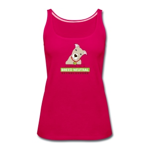 Women's Premium Tank Top - t-shirt,pit bull,dog,breed specific legislation,breed discrimination,breed ban,animal,Reynoldsburg,Freedom of dog,BSL,BDL