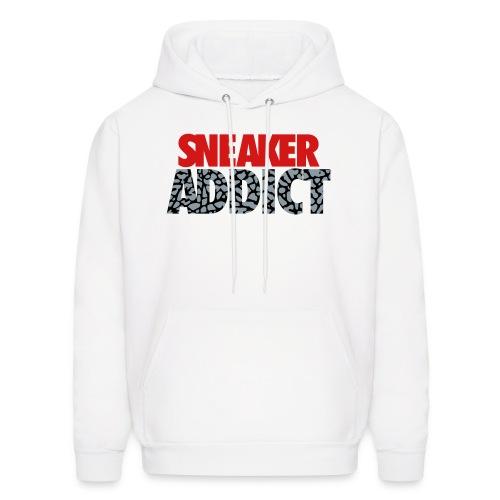 Sneaker Addict Hoodie - Men's Hoodie
