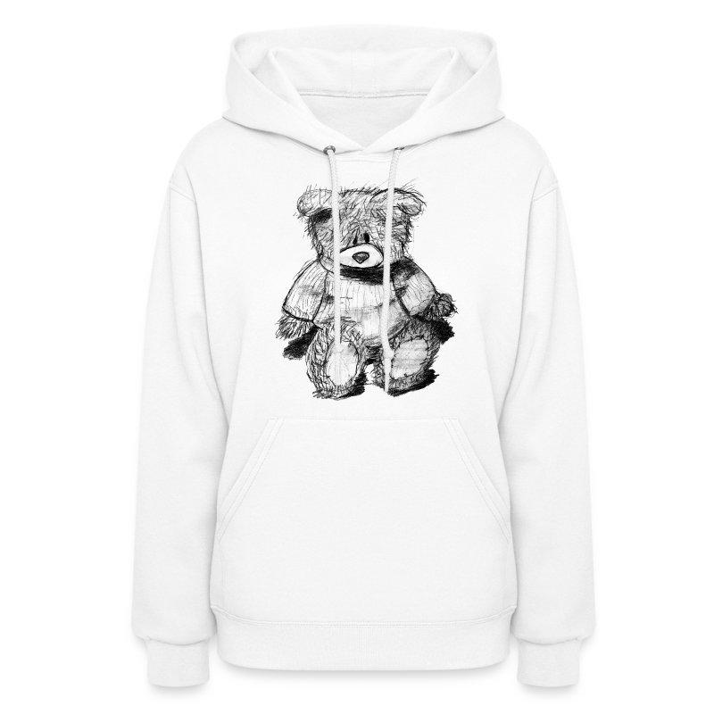 Teddy Bear Hoodie | Spreadshirt - photo #11