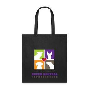 Tote Bag - pit bull,dog,computer bag,breed specific legislation,breed discrimination,breed ban,book bag,bag,animal,Reynoldsburg,Freedom of dog,BSL,BDL