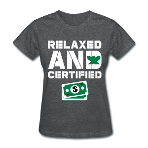 Relaxed - Women's T-Shirt