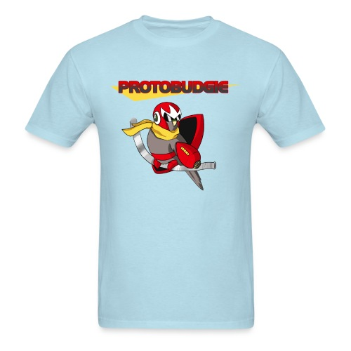 ProtoBudgie - Men's T-Shirt