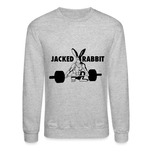Jacked Rabbit Crewneck - Crewneck Sweatshirt