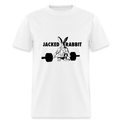 Jacked Rabbit Shirt - Men's T-Shirt