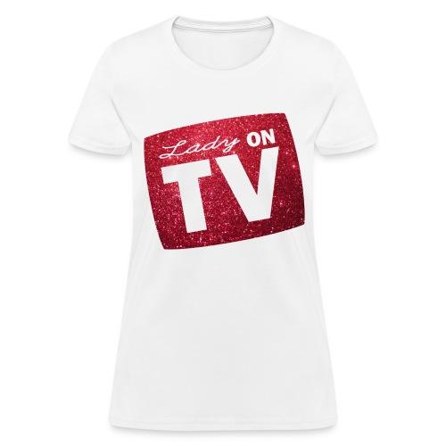 WHITE T-SHIRT - Women's T-Shirt
