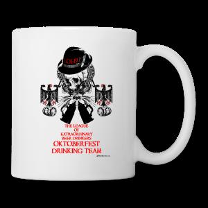 The League of Extraordinary Beer Drinkers Oktoberfest Drinking Team Coffee/Tea Mug - Coffee/Tea Mug