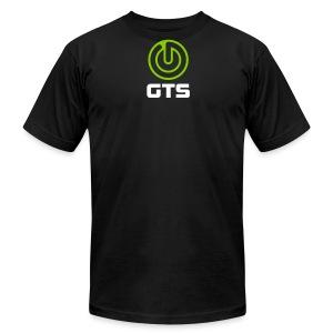 GTS Power Logo AA Cotten - Men's Fine Jersey T-Shirt