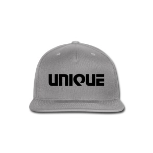 Unique - Snap-back Baseball Cap