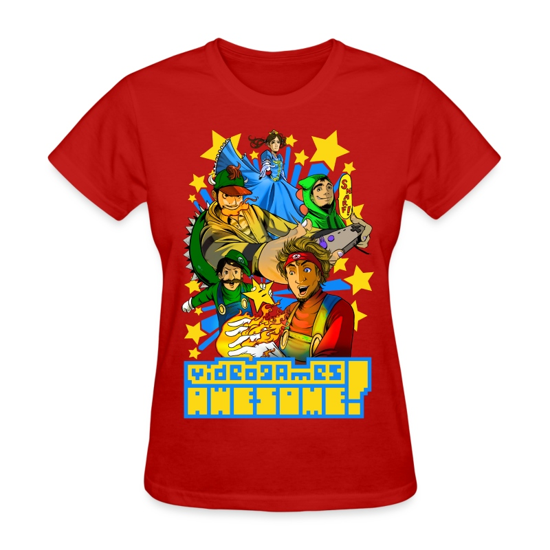 Playing with Fire - Women's T-Shirt