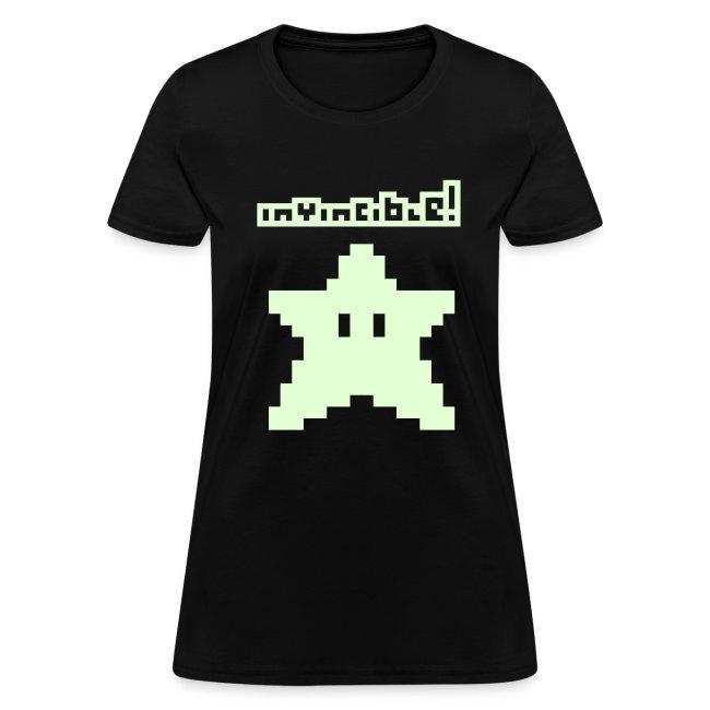 Invincible! (Glow in the Dark)