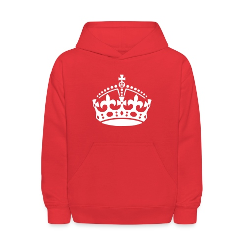 Can't keep calm - Kids' Hoodie