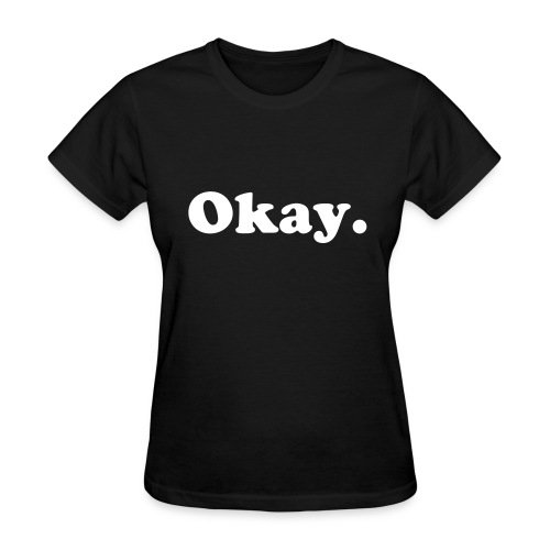 Inspired The Fault in Our Stars T-Shirt - Women's T-Shirt