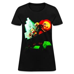 Blocky Peril - Women's T-Shirt