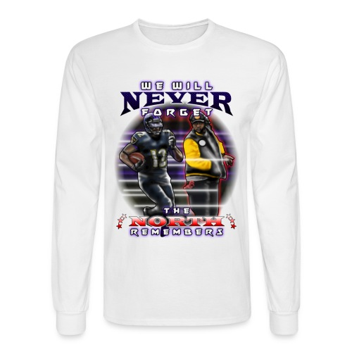 Jacoby Mens Long Sleeve - Men's Long Sleeve T-Shirt