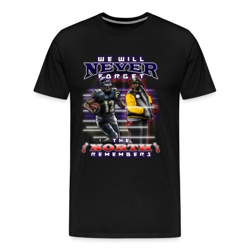 Jacoby Mens Short Sleeve 3X-4X - Men's Premium T-Shirt