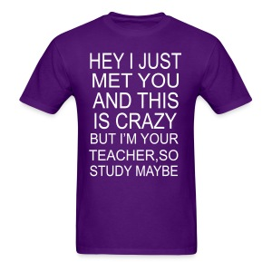 Study Maybe Mens - Men's T-Shirt