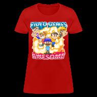 T-Shirts ~ Women's T-Shirt ~ Crew 'Splosion!