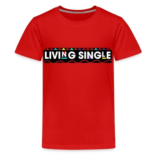 Kids' Premium T-Shirt - Men Living Single