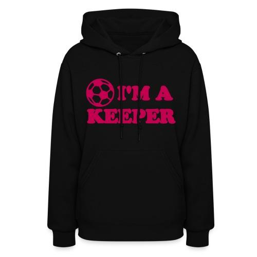 I'm a keeper hoodie-WOMENS - Women's Hoodie