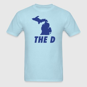 The D T-Shirts - Men's T-Shirt