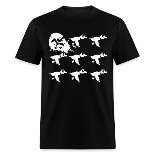 Duck Hunting - Men's T-Shirt