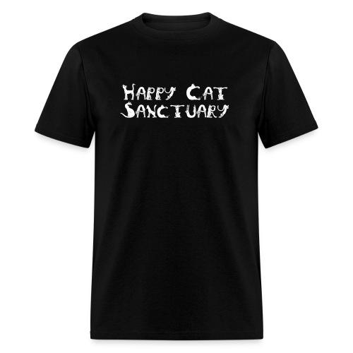 Happy Cat Sanctuary Unisex Tee - Men's T-Shirt